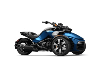Can-Am Spyder F3-S SE6 Oxford Blue Metallic '18